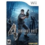 Resident Evil 4: Wii Edition cover art